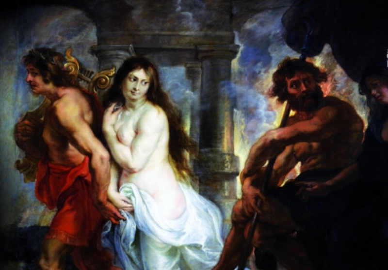 """""""Orpheus and Eurydice"""", Tirana welcomes the exciting story of the Greek legendary hero"""