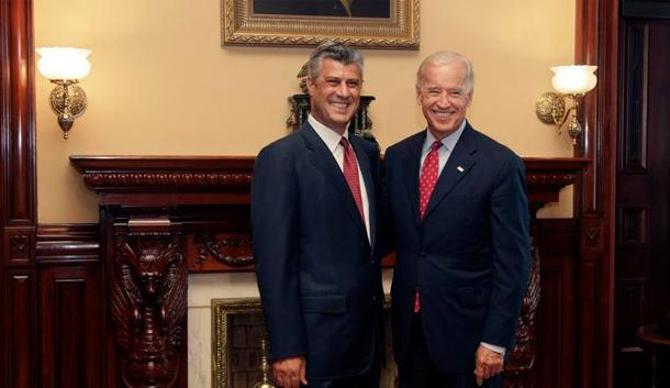US vice President, letter to PM Thaci: Kosovo must establish the Special Court on war crimes