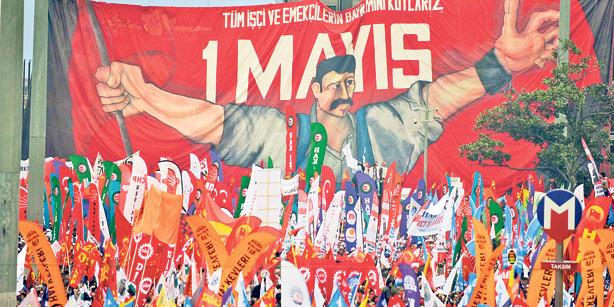 Erdogan says no the celebration of Labour Day