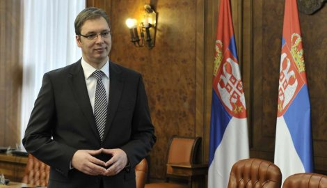Nikolic gives Vucic mandate to form new government
