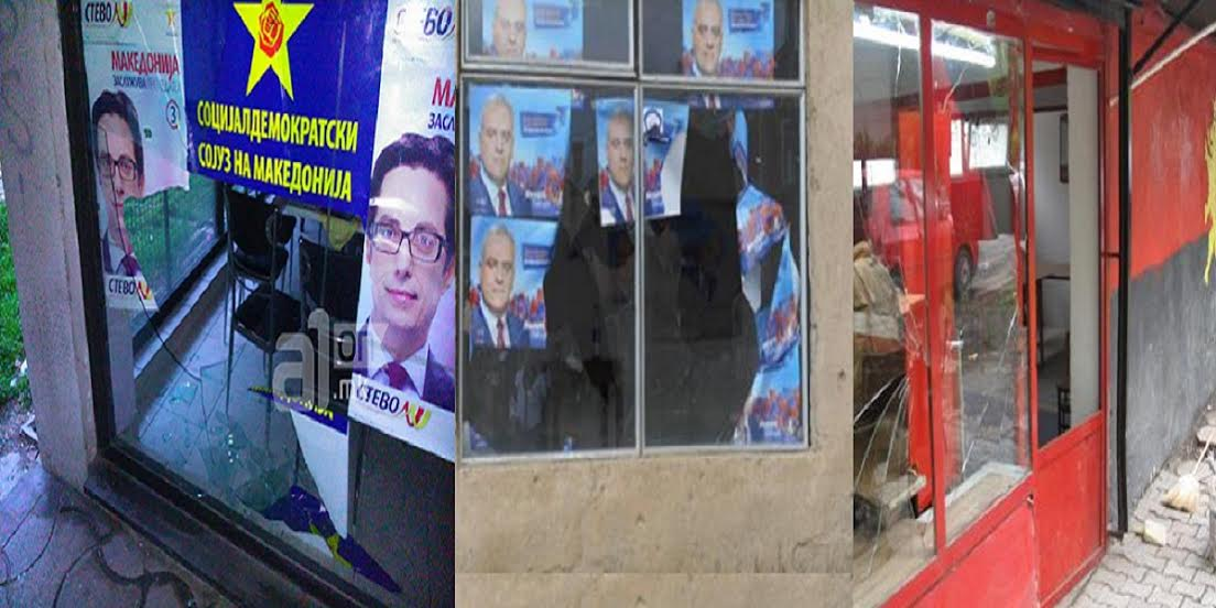Tensions and electoral incidents in the last days of the campaign