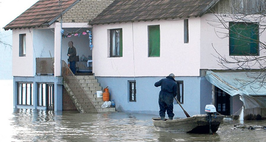 Floods in Serbia: Rebuke to local administration