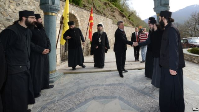 Electoral campaign at Easter, religion becomes part of the electoral strategy in FYR Macedonia