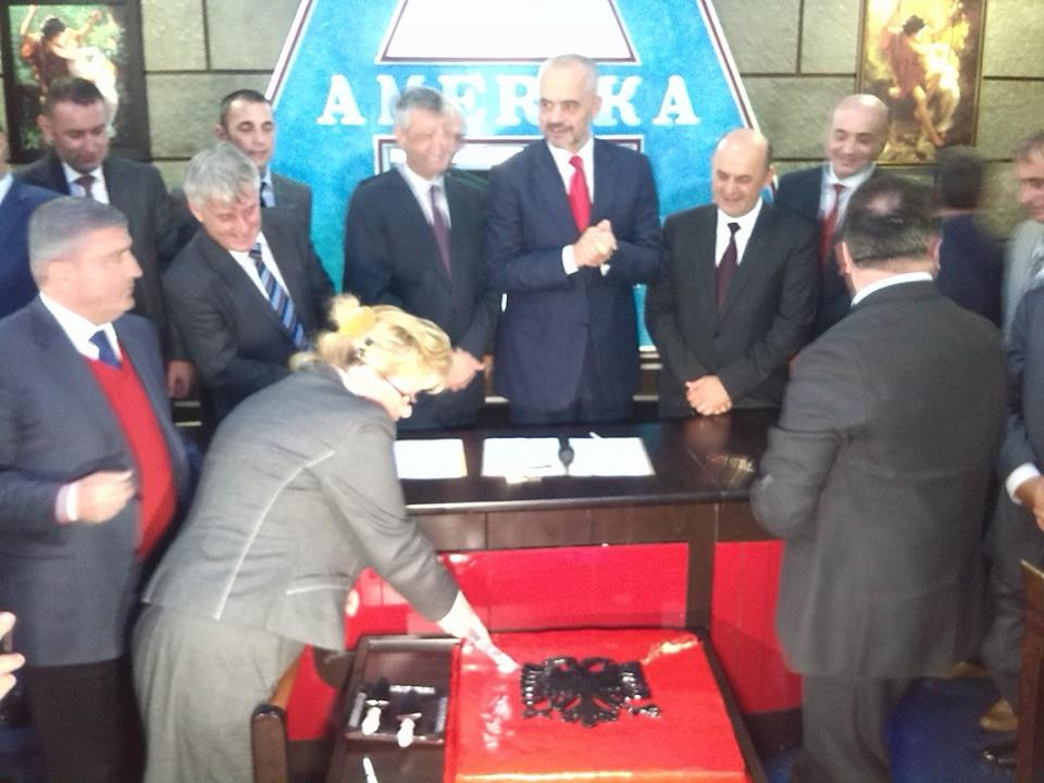 """Albanian businesses in the Balkan create the """"National Chamber of Commerce"""""""