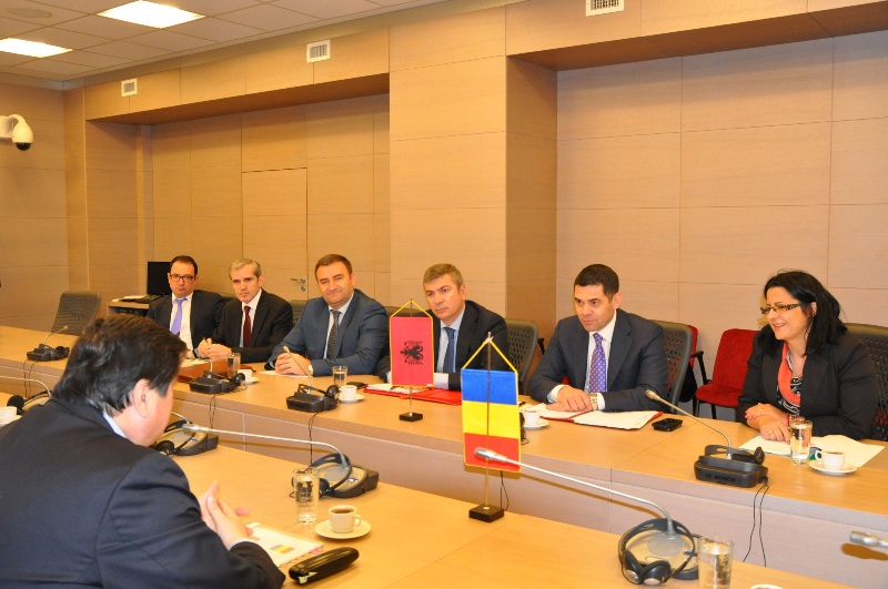 Albania and Romania have entered a new phase of economic cooperation