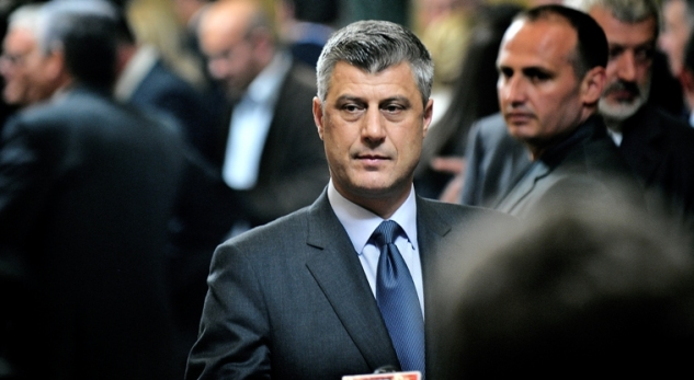 Vote of punishment and downfall of prime minister Thaci