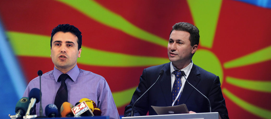 Corruption accusations addressed against Gruevski, how did he receive 1,5 million Euros from a Serb businessman