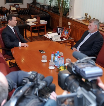 BDI avoided? Gruevski meets the leader of the Albanian opposition