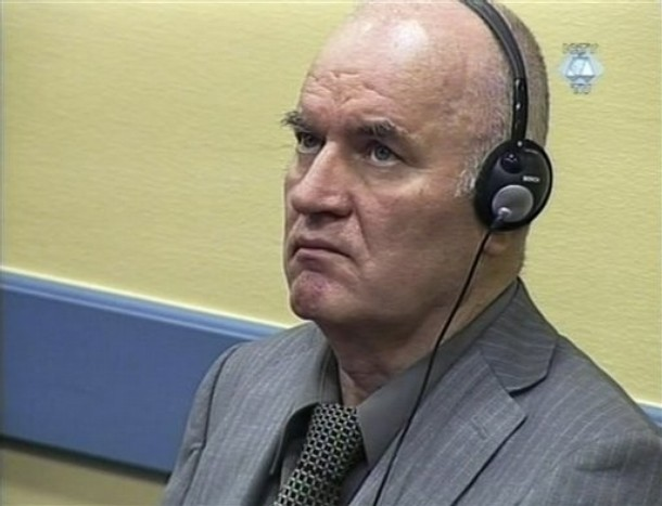 Ratko Mladic's Request for Acquittal Has Been Rejected