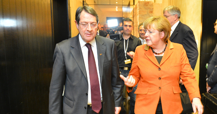President of Cyprus to visit Germany in May