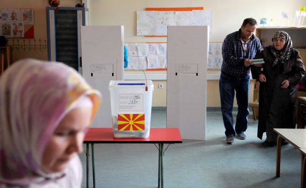 Shadows of suspicion that opposition in FYROM may boycott parliamentary elections