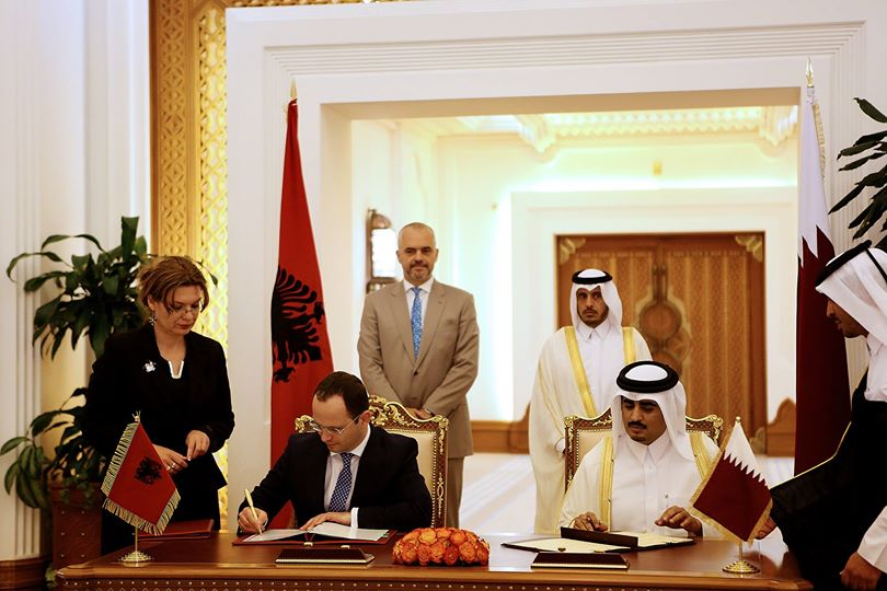 Albania seeks investments in Qatar