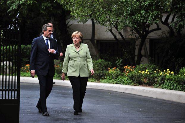 Merkel : 'Congratulations you did it'