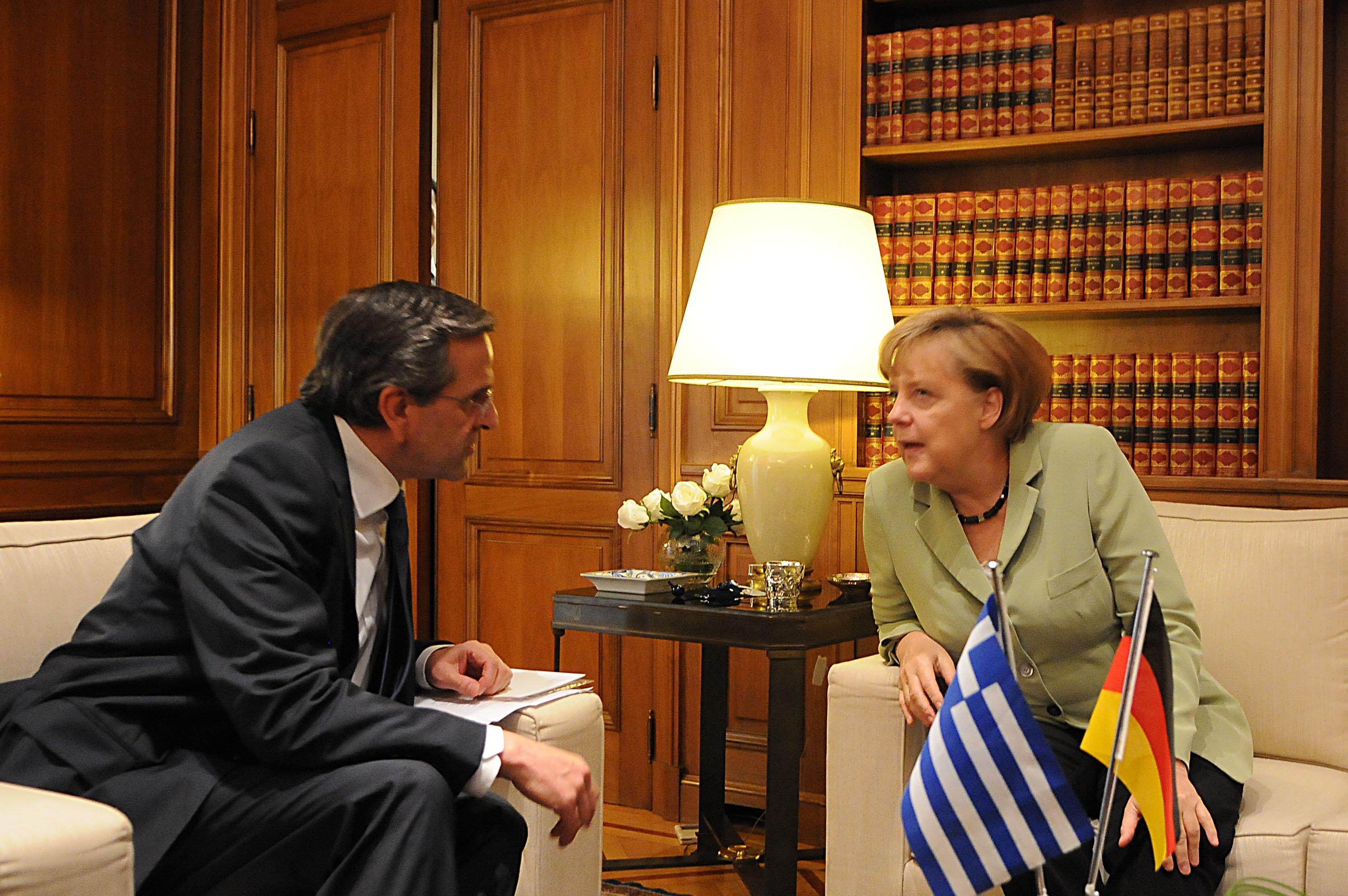 Merkel to visit Greece