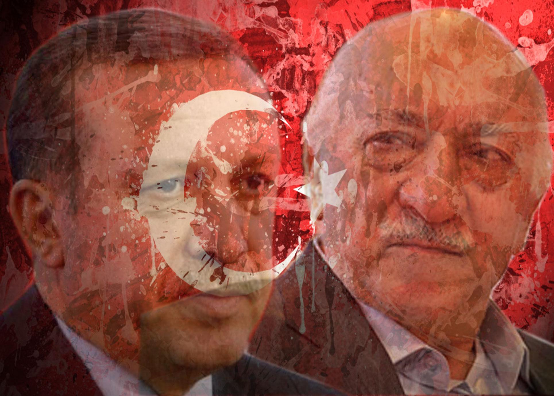'Witch hunt' against Gulen's order