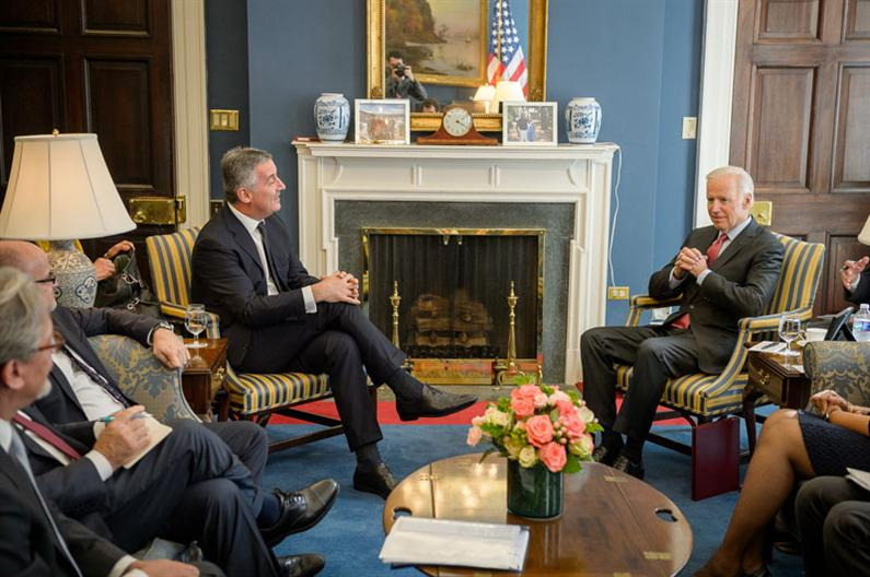 Montenegro seeks support from United States for NATO