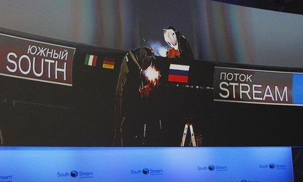 "Skopje's dilemma on the ""South Stream"" Russian pipeline"