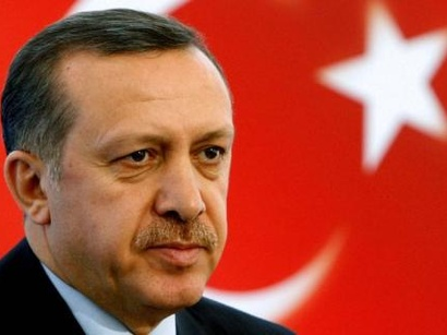 Erdogan heads for the Presidential Palace