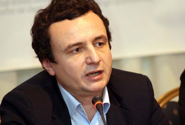 Albin Kurti steps down as leader of Self Determination