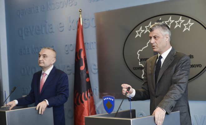 Thaci: Kosovo is ready to face the Tribunal