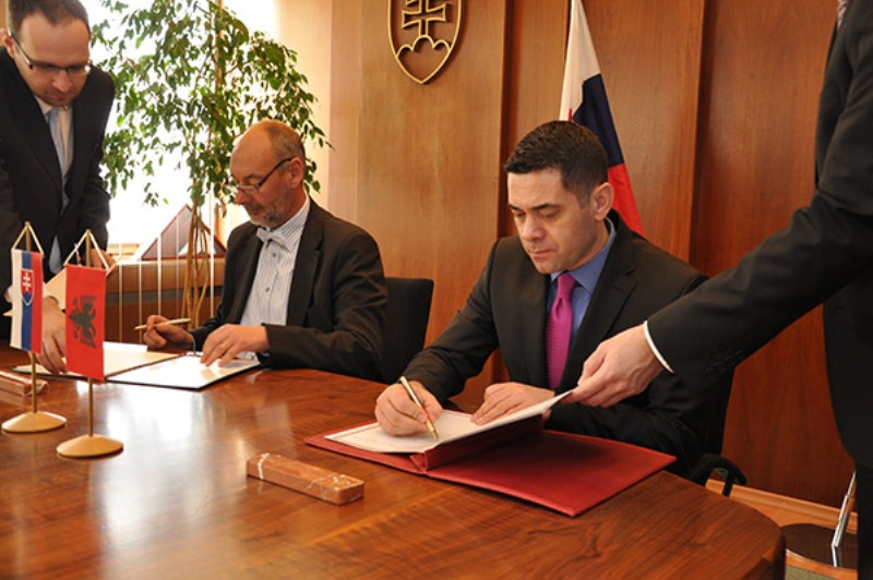 Slovakia, a new window of investments for Albania