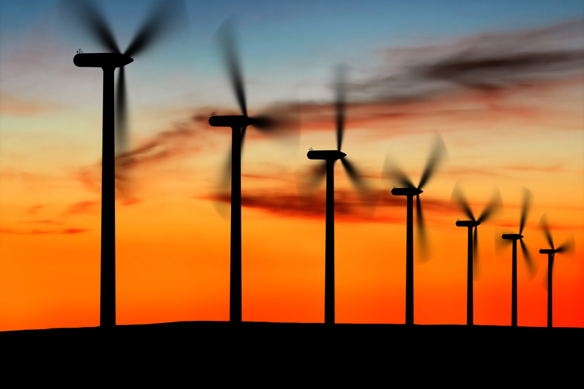 """""""Green electricity"""" from wind turbines"""