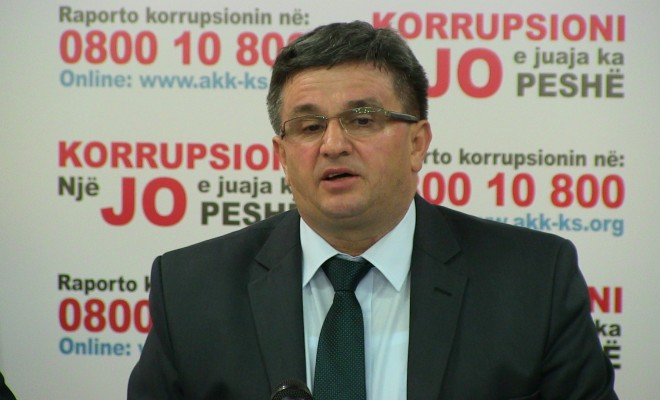 Corruption cases increase, 128 indictments against senior officials in Kosovo