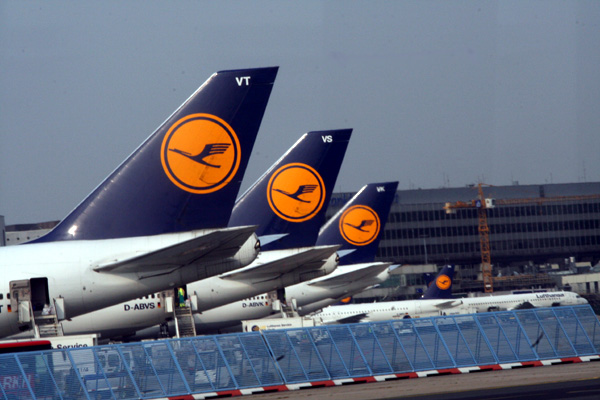Cyprus to be affected by Lufthansa strike