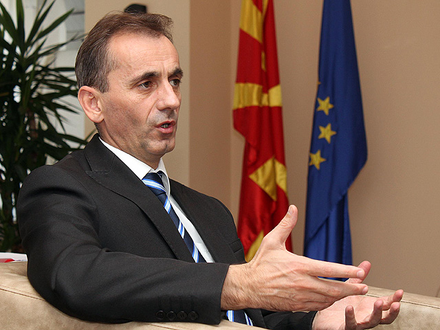 Talks about the creation of the new government in Skopje in their final phase