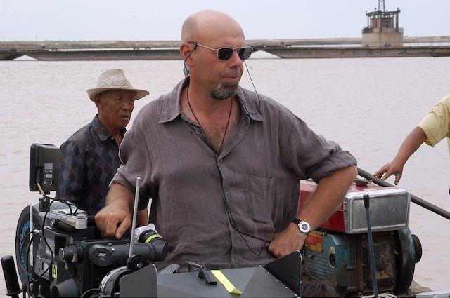 """Italian cinematographer, winner of the """"Golden Camera 300"""" festival"""