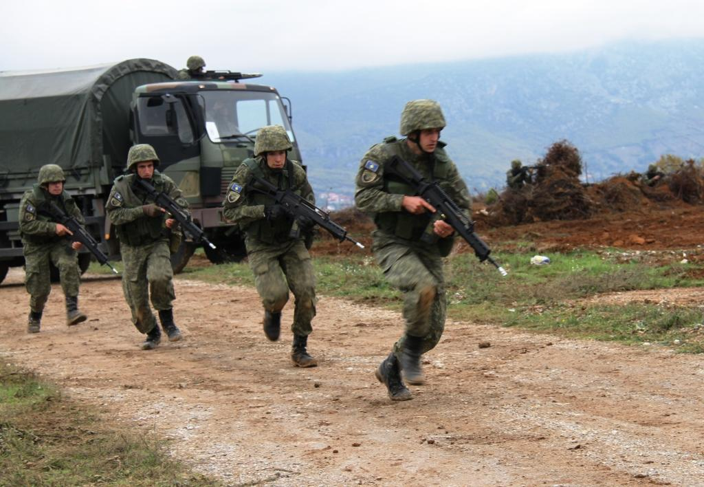 Serbs outraged by joint military drills between Kosovo and Serbia