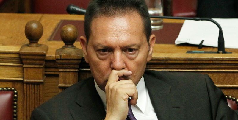 Future of Greek Finance Minister in doubt