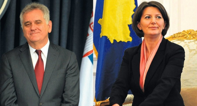 Jahjaga and Nikolic to confront each other at the UNO Security Council