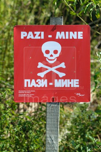 Water Pumping and Removing Landmines in B&H