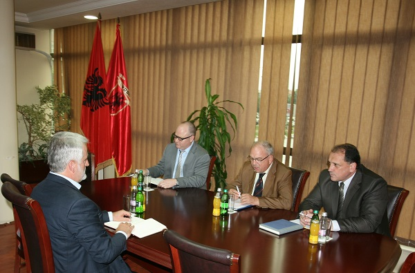 Second largest Albanian party offers messages of collaboration for integration