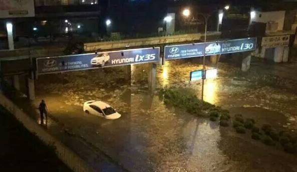 From rain to earthquake, Skopje fears the chain effect of the region