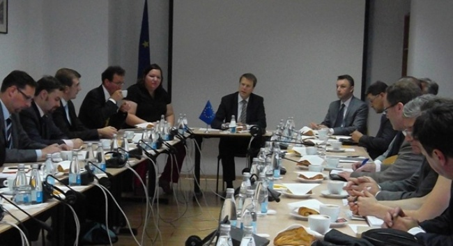 European investors engage for a suitable business environment in Kosovo
