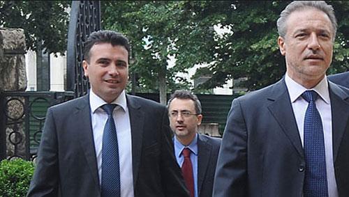 Zaev-Crvenkovski: Gruevski is the source of all bad things in Macedonia