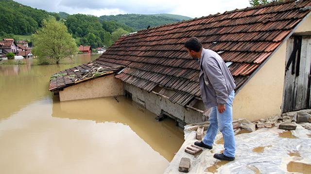 Finally, evacuation ahead of floods in Serbia?