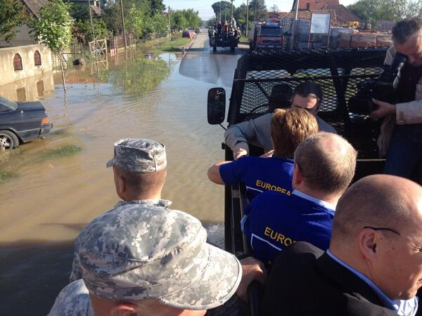 Bulgarian institutions and individuals quick to help flood victims in Serbia, BiH