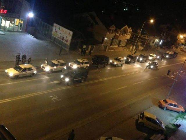 Turmoil in Skopje, ministry of Interior arrests 18 people, warnings for the continuation of protests