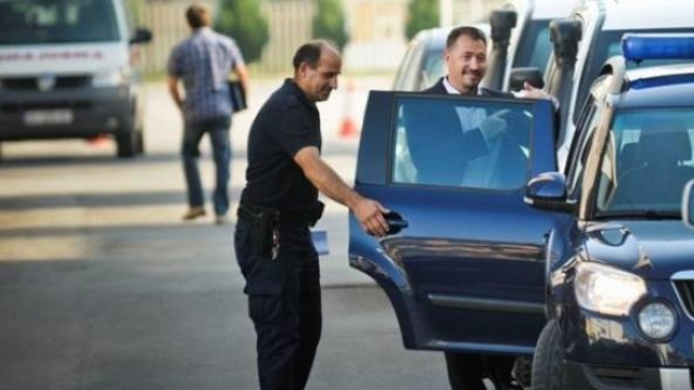 Drenica Group accused of war crimes refuses the prison of Mitrovica