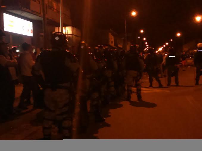 Turmoil in Skopje following the murder of a Macedonian youngster