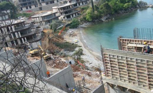 In Montenegro there are 100,000 illegally built buildings
