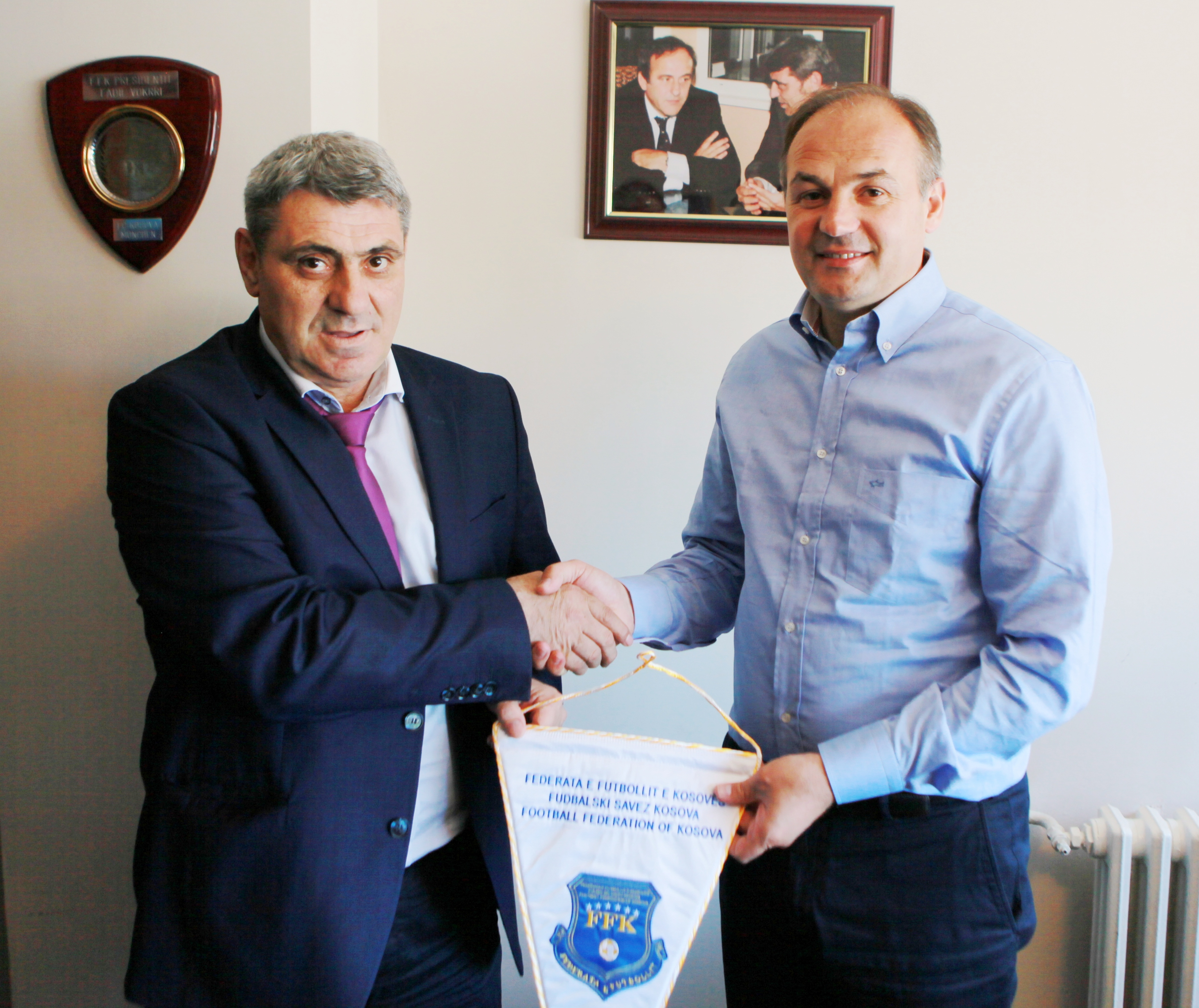 The priority of Pristina is to internationalize Kosovar football (VIDEO)