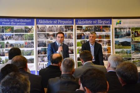 Governing party in Kosovo promises 500 million Euros for employment in rural areas