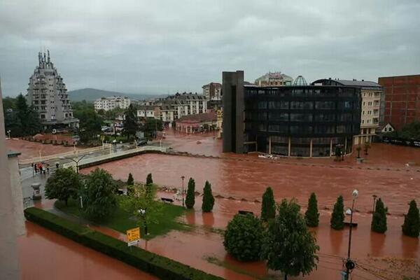 Rumors of shocking number of casualties from the floods in Serbia