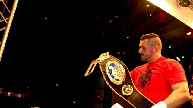Albanian boxes announced European champion in WBO