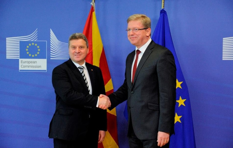 """Skopje says that the """"status quo"""" in the integrating process is frustrating"""