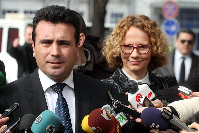 Macedonian opposition decides to address to the court